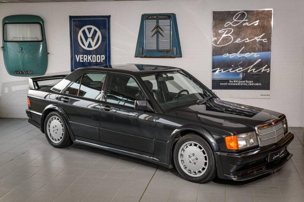 Mercedes Benz 190E 2.5 16 Evolution 1986 te koop 01 1600