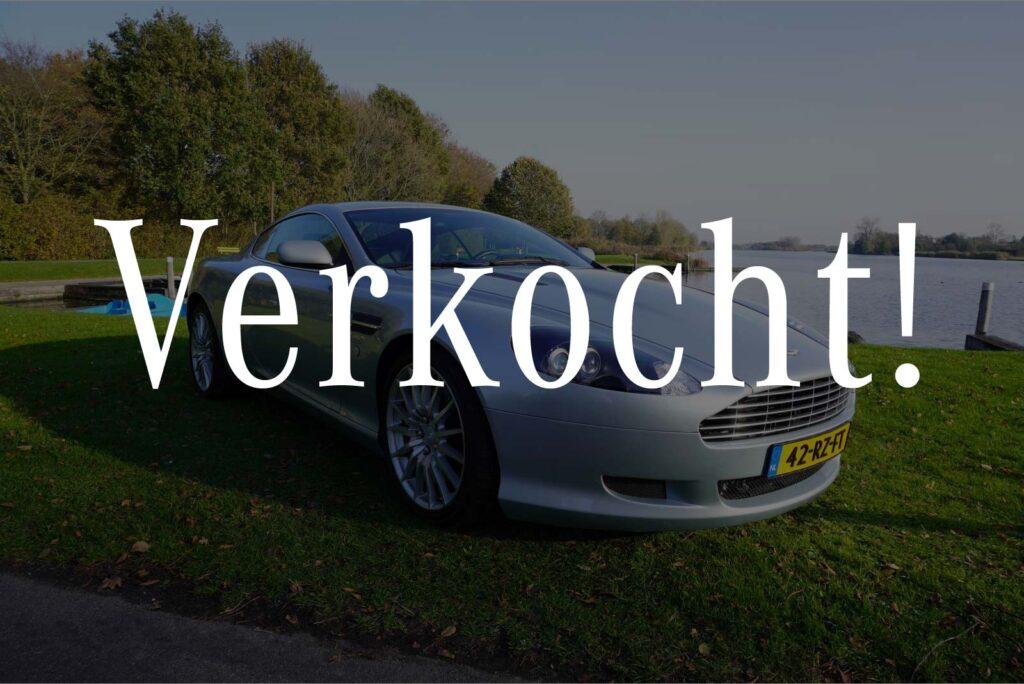 Aston Martin DB9 kopen 001 verkocht