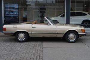 Mercedes Bens SL 300 1972 te koop 02 1600