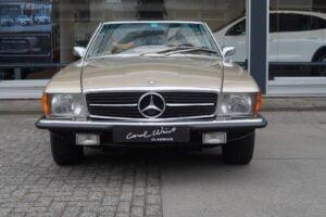 Mercedes Bens SL 300 1972 te koop 04 1600