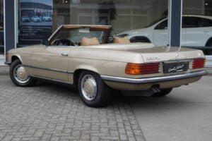 Mercedes Bens SL 300 1972 te koop 05 1600