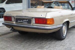 Mercedes Bens SL 300 1972 te koop 06 1600