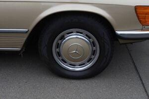 Mercedes Bens SL 300 1972 te koop 06c 1600