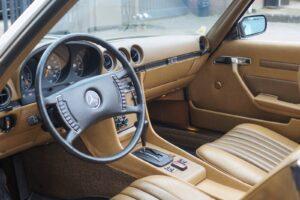Mercedes Bens SL 300 1972 te koop 12 1600
