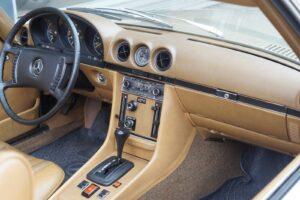 Mercedes Bens SL 300 1972 te koop 12b 1600