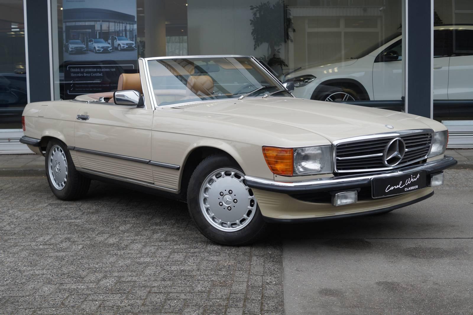 Mercedes Benz 300SL Roadster te koop 01 1986 1600