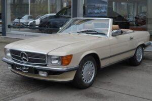 Mercedes Benz 300SL Roadster te koop 02 1986 1600