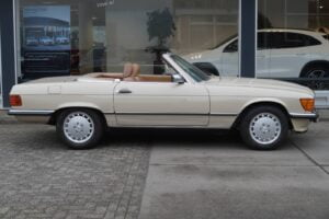 Mercedes Benz 300SL Roadster te koop 03 1986 1600