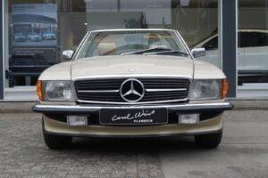 Mercedes Benz 300SL Roadster te koop 04 1986 1600