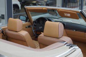 Mercedes Benz 300SL Roadster te koop 14 1600